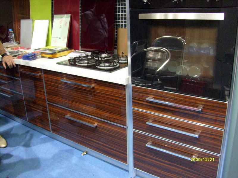 ZHUV HIgh Gloss Laminate Sheet Kitchen Cabinet (C-19), View ...