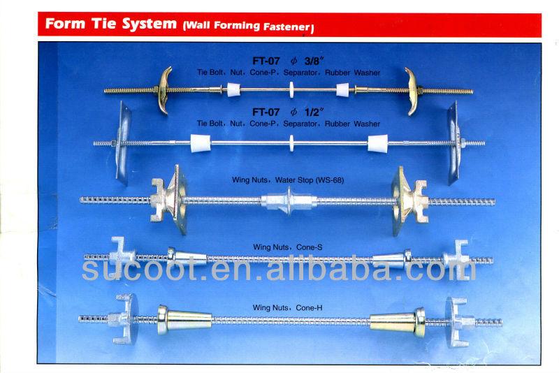 Construction Formwork Form Tie System Buy Form Tie
