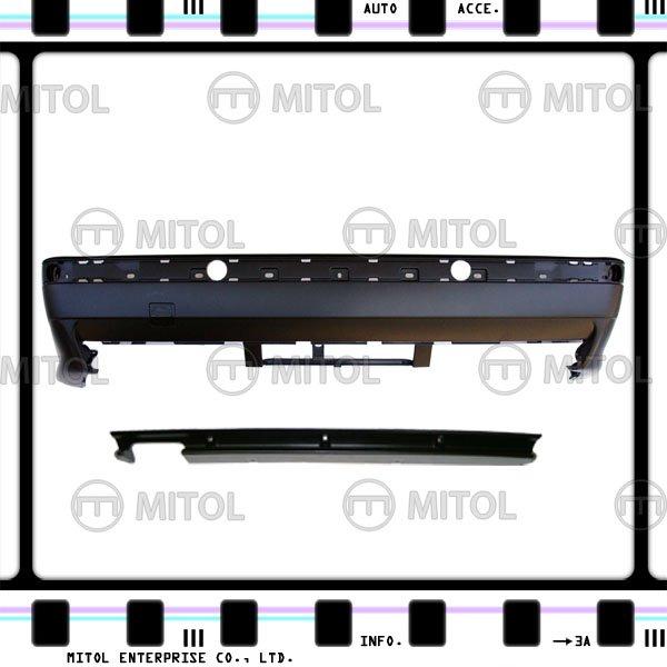 For Bmw E Dd Rear Bumper M Look Car Body Kits Buy Car - Bmw 2d