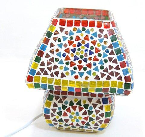 Wholesale Glass Chandelier Turkish Mosaic Lamp/tuning Light Best ...