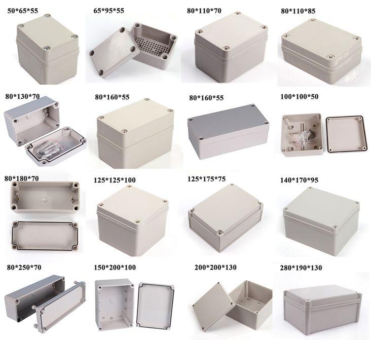Indoor Connection Box Plastic Fuse Box Plastic Pen Box Manufacturer ...