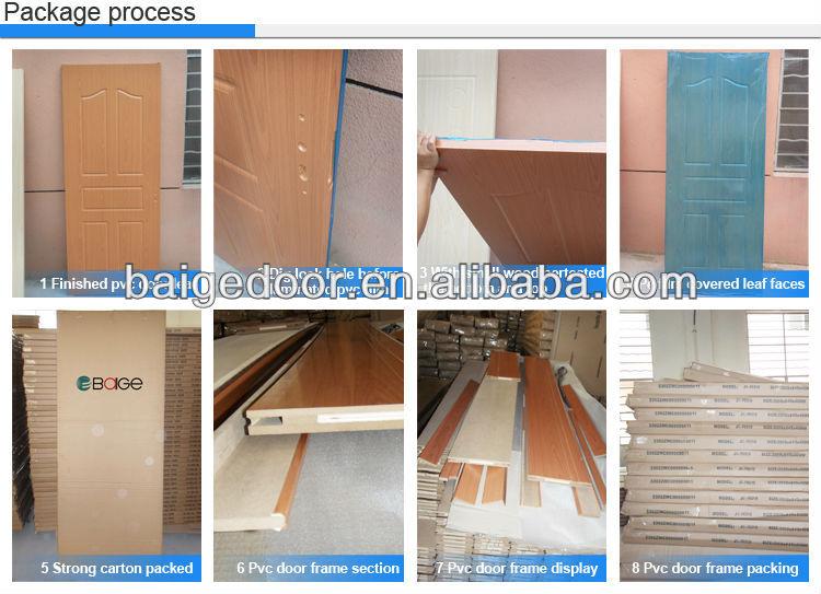 Bg p9055 kerala house front main door designs buy kerala for Pvc bathroom door designs