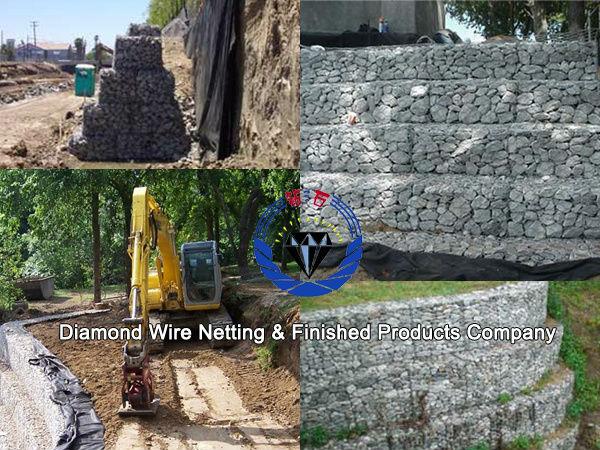 Gabion Retaining WallGabion WallGabion Walls Buy Gabion Walls