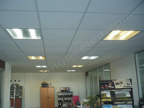 35w luce griglia led per illuminazione da ufficio ce rohs dialux ies