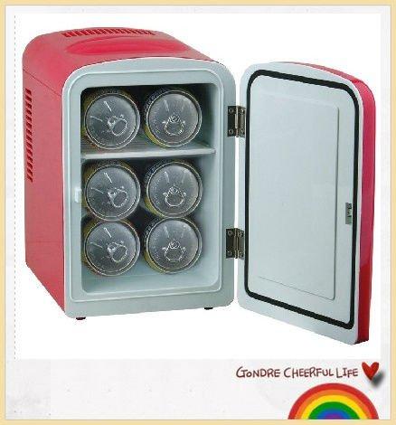4l Super Cosmetic Mini Refrigerators Cooler Car Mini