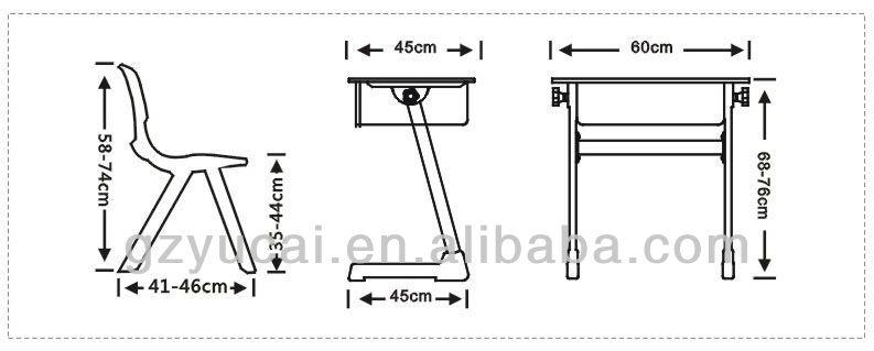 Legno regolabile banchi di scuola buy product on for Mobilia o mobilio