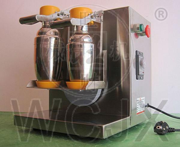 Bubble Boba Milk Tea Shaker Shaking Machine Mixer Control Beverage Rotation