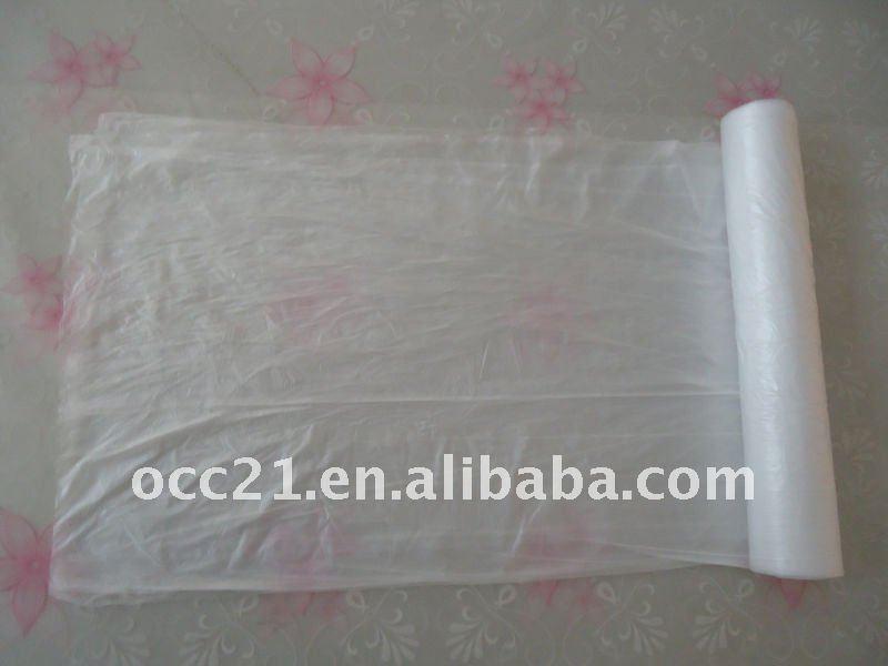 disposable plastic paint protective drop cloth