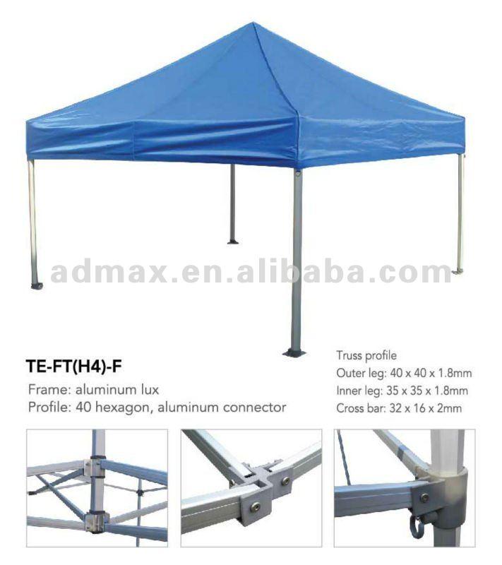 Pop up Tent Canopy (hexagon-leg folding tent)-40mm  sc 1 st  Admax Exhibition System (Shanghai) Ltd. - Alibaba & Pop up Tent Canopy (hexagon-leg folding tent)-40mm View Pop up ...