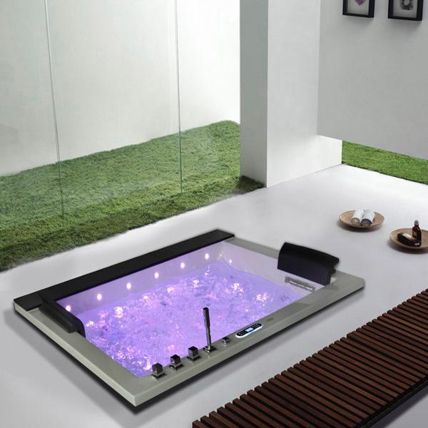 Waterfall With Marble Mini Indoor Hot Tub - Buy Mini Indoor Hot ...