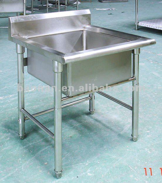 Ristorante Cucina Lavello In Acciaio Inox Commerciali Usati Bn-s32 ...