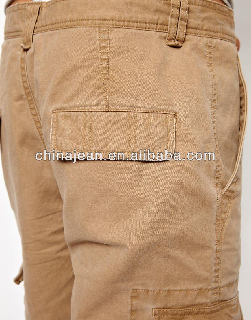 Fashion Short Pants Wholesale Price Cargo Shorts Mens 3/4 Cargo ...