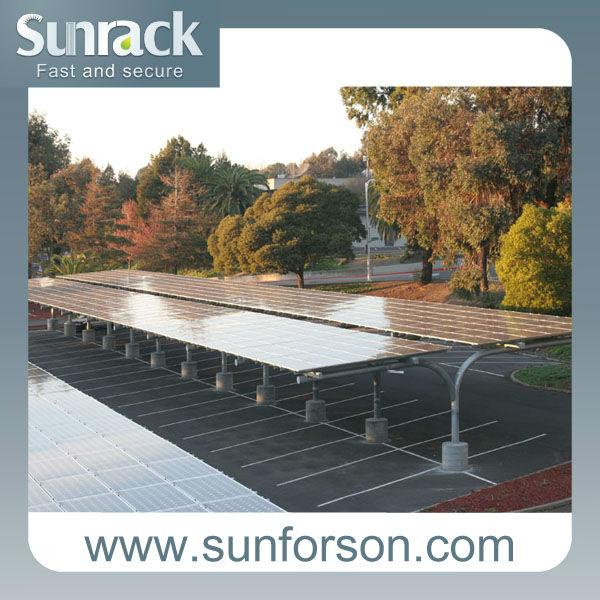 the latest design aluminum solar carport kits buy aluminum carport aluminum structure carport. Black Bedroom Furniture Sets. Home Design Ideas