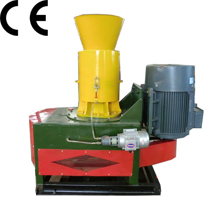 rice husk pellets machine