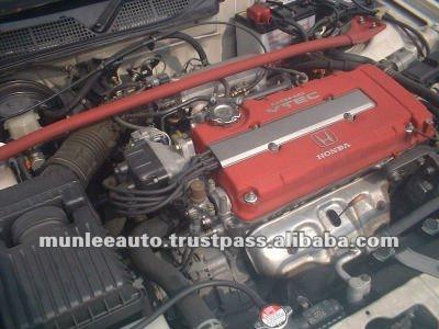 Jdm B18c Type-r Halfcut Complete Swap - Buy Japon Motor ...
