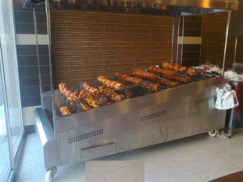 Poulet Grill 233 Machine Buy Charbon De Poulet Machine 192
