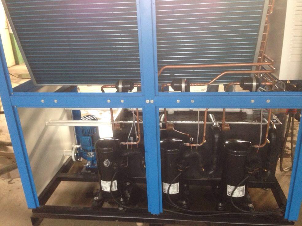 machine water cooled