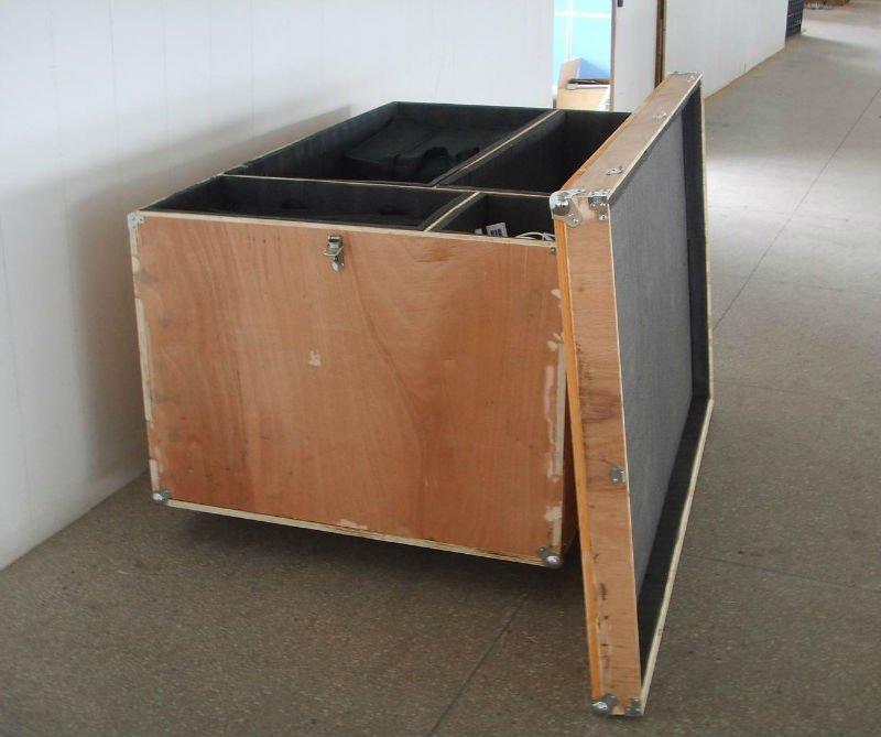 Portable Exhibition Backdrop : Aluminum portable exhibition backdrop booth display buy