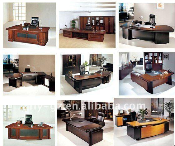 Ufficio Elegante Lungi : Mdf lungo tavolo scrivania moderna scrivania lampada da tavolo