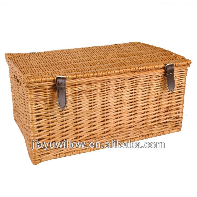 Handmade Small Wicker Gift Baskets Wicker Rectangle