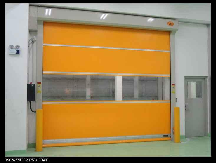 Industrial rapid rolling door/ PVC fast door/high speed rolling shutter & Industrial Rapid Rolling Door/ Pvc Fast Door/high Speed Rolling ... Pezcame.Com