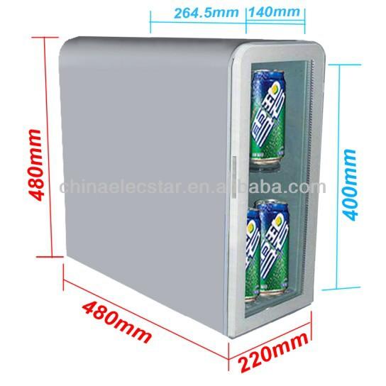 12l Mini Slim Cooler Redbull Refrigerator Pepsi Cooler