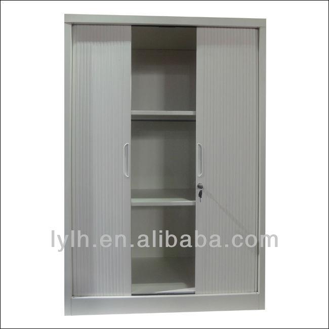 steel tambour door door filing storage cupboard