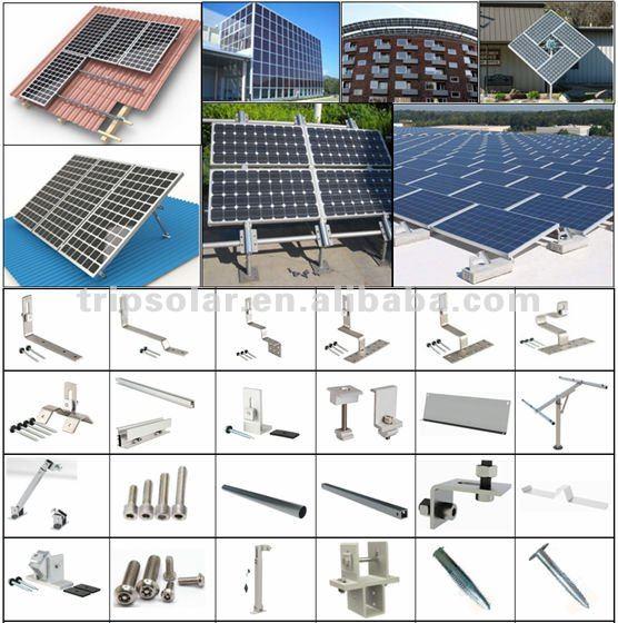 Solar Panel Mounting Shingle Tile Roof Hook Buy Solar