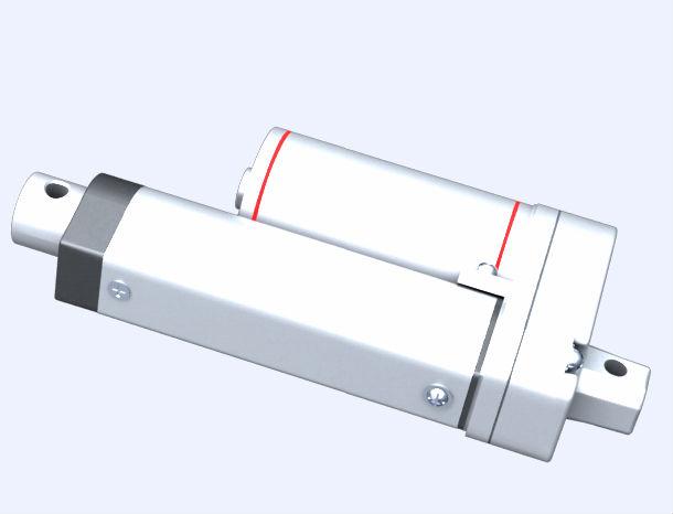 6 12v 24v motorized linear actuator buy actuator linear for 24 volt servo motor
