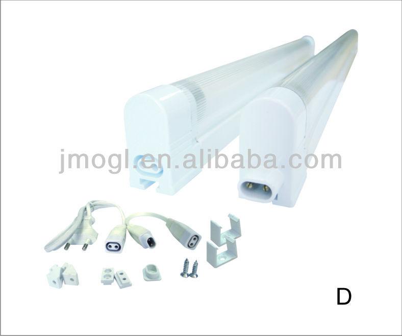 koppelbare t5 tl licht met reflector mini aluminium t5 tl lamp t5