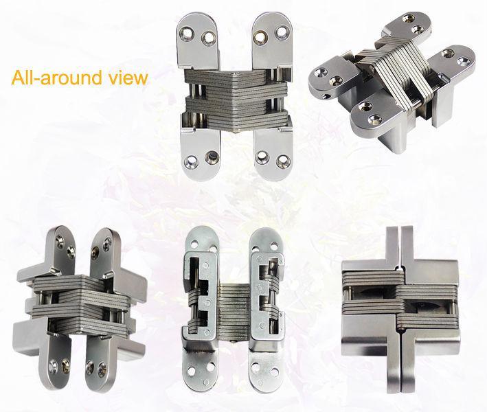 180 Degree Soss Hinge Metal Cabinet Door Hinge Types - Buy ...
