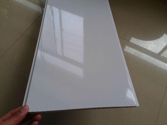 Lightweight wall and ceiling white gloss pvc panels buy - Pvc wandpaneele ...