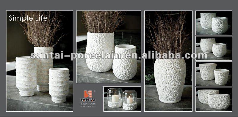 Mk37 Antique Ceramic Jar Home Decor 2016 Wholesale