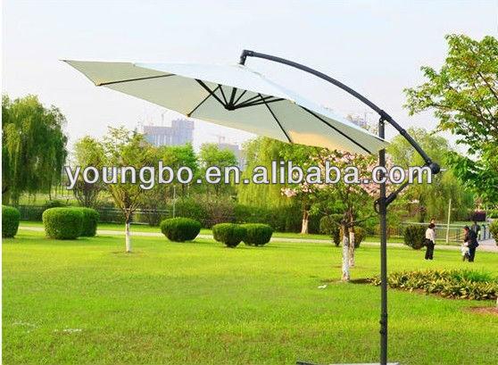 2 5m Heavy Duty Outdoor Umbrellas Cantilever Patio