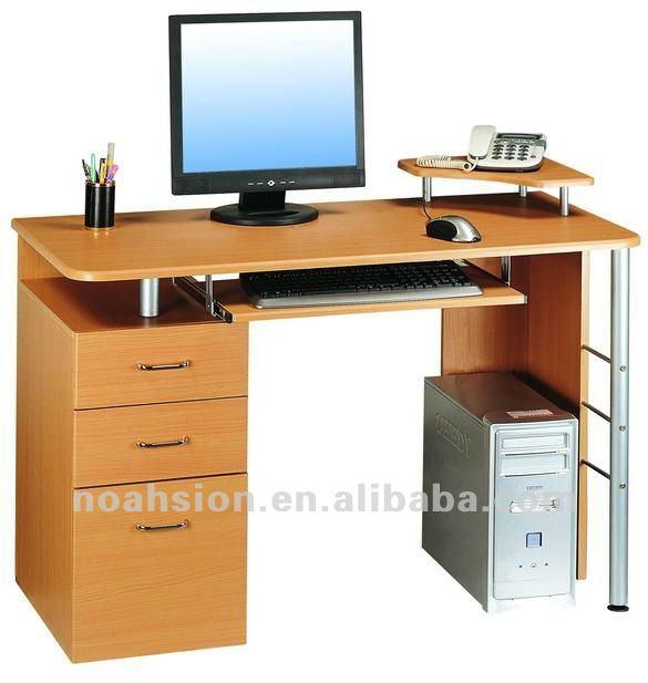 Precio bajo mesa de ordenador de escritorio muebles de for Muebles de escritorio precios