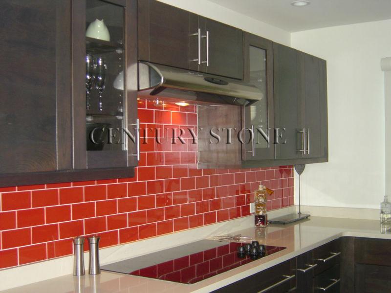 Kitchen Tiles Brick Style