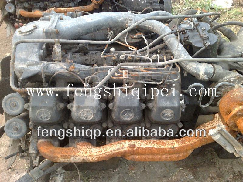Mercedes benz truck used engine buy om501la second hand for Mercedes benz second hand parts