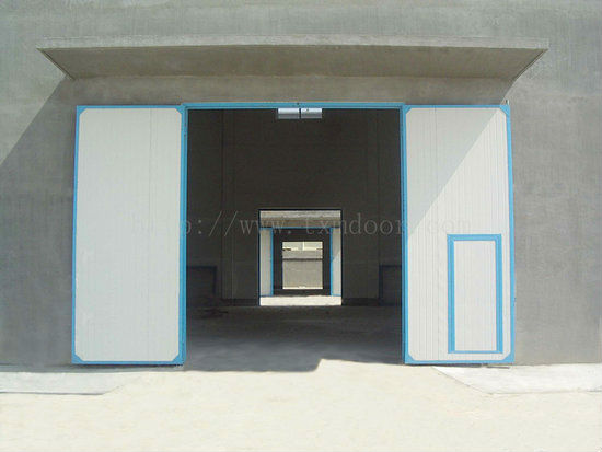 metallic structures for warehouse design and construction