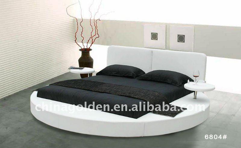 Bedroom Furniture Design Super King Size Round Bed - Buy Super ...
