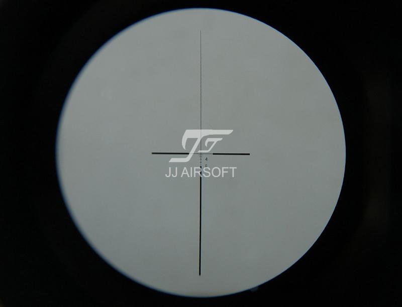 ג ' יג ' י איירסופט ACOG סגנון 4x32 היקף עם QD הר עם Killflash / להרוג פלאש (שיזוף) משלוח חינם(ePacket/הונג קונג הודעה דואר אוויר)