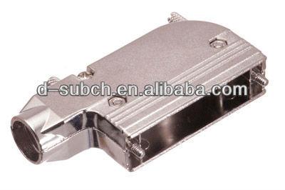 D Sub 25pin Connector Db Type Right Angle 25 Pin Dsub