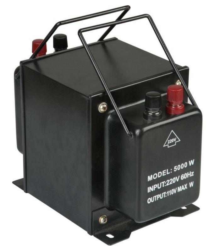 110v To 220v Voltage Converter/voltage Converter 220 110 ...