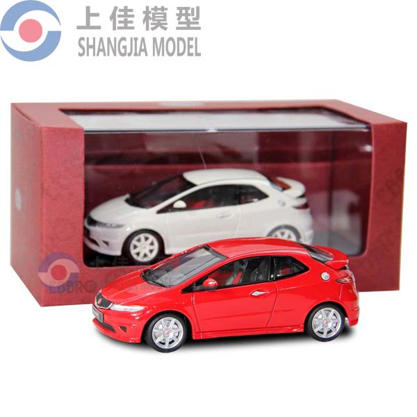 1 43 Scale Car Toys Customed Honda Diecast Cars Mini Smart Car
