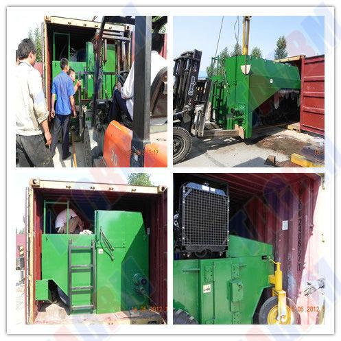 home food waste composting machine
