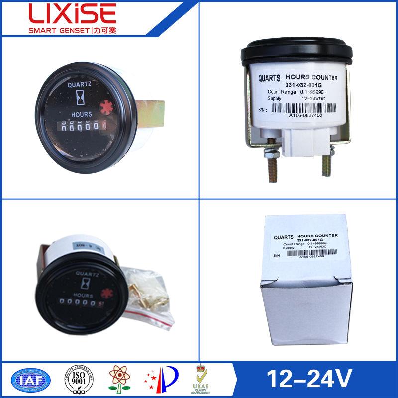 7 2 Volt Hour Meters : Hour meter for diesel engine running buy