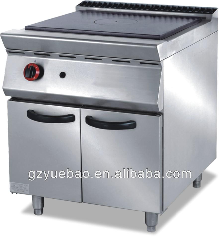 Restaurant Kitchen Oven restaurant kitchen equipment gas combination oven with cabinet