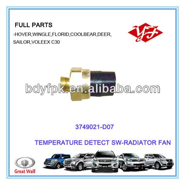3749021-d07 Great Wall Deer Radiator Fan Temperature Control Switch