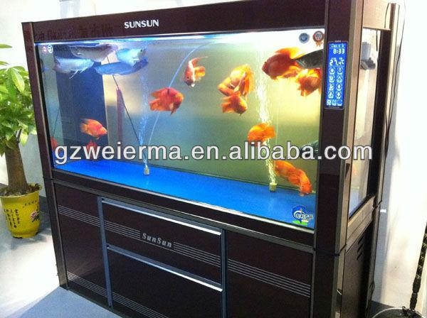 Sunsun 1200l/h 12w Aquarium Filter And Aeration Water Pump (ce/gs ...