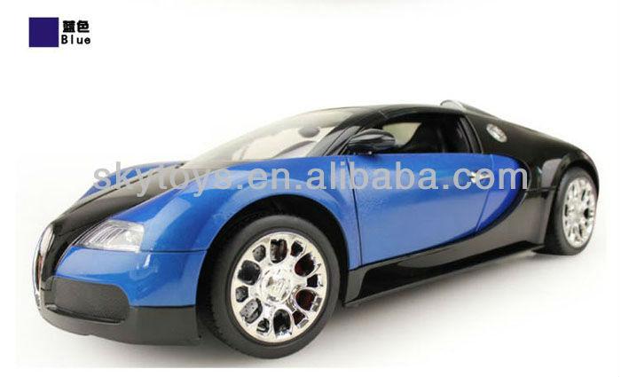 mz 1:10 scale licence alloy bugatti 5ch rc car veyron emulational