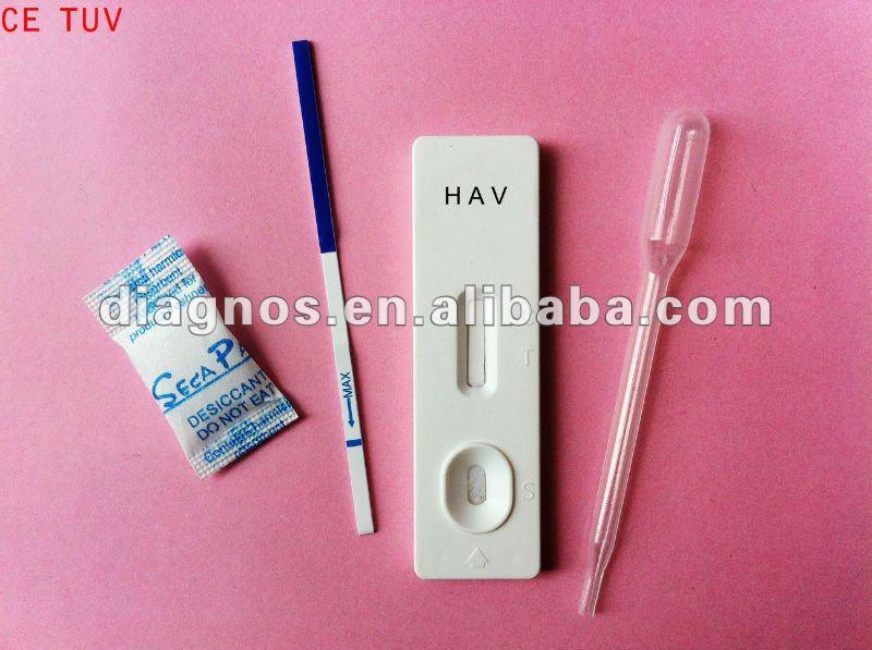 Hepatitis A Virus Test Kits/ Hav-igm Test Kit/ Hepa Test Hav Rapid ...